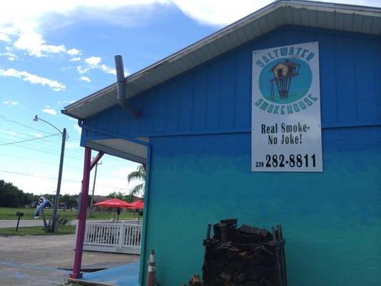 saltwater smokehouse