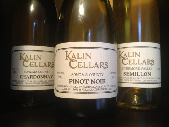 California's Kalin Cellars wine