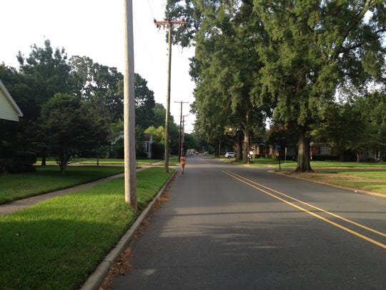 runninginstreet