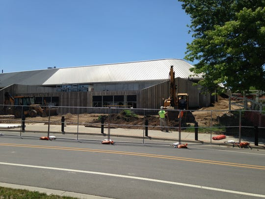 A new HVAC system was installed this summer at Munn Arena, the first of a number of upgrades to the 40-year old home of MSU hockey. The university announced the first phase of a major project this morning.