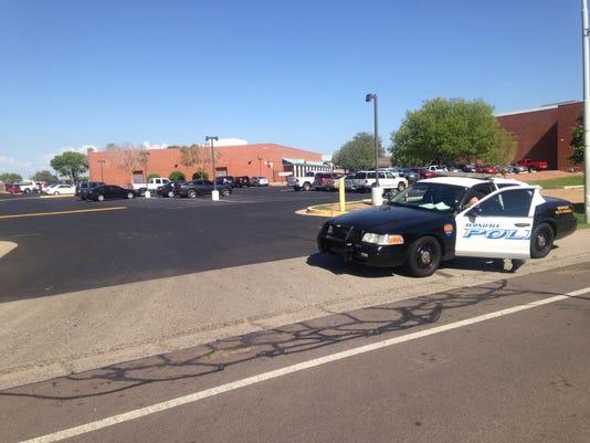 Westview High School lockdown