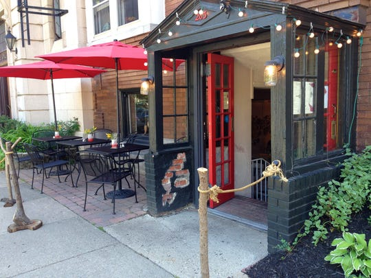 The Red Fern is at 283 Oxford St., at the corner of Park Avenue.