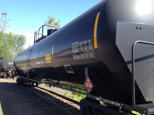 oil train safety