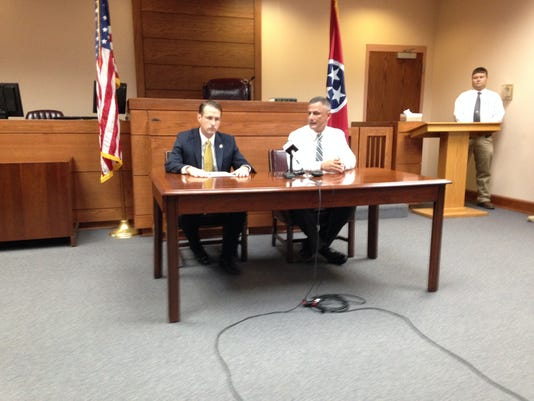 mcnairy news conference