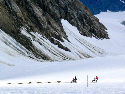 Dog-sledding in Alaska: best excursion ever?