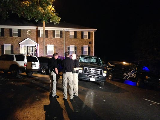Woman arrested for Sandy Springs double shooting