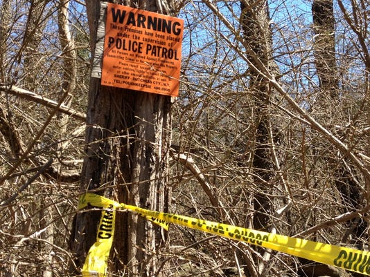 Human remains found in Patterson