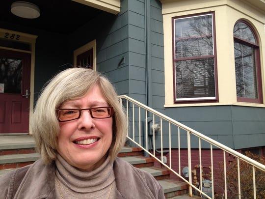 South Nyack Mayor Bonnie Christian