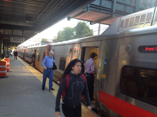 Metro-North August on-time record