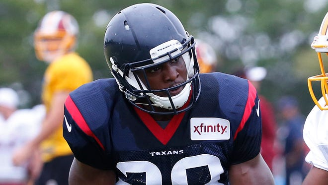 S Andre Hal has been a member of the Texans for the past four seasons.