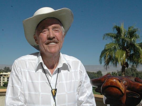 Stuart Anderson is a World War II Veteran of the U.S.