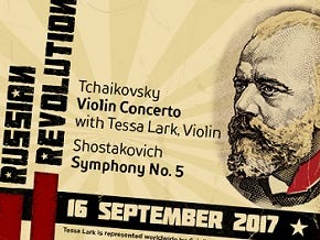 Enter to win two (2) tickets to the Springfield Symphony Russian Revolution Concert.  Enter 8/23-9/10