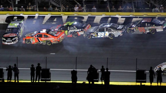 XXX MARK MARTIN, JEFF GORDON, JAMIE MCMURRAY, CARL EDWARDS, DALE EARNHARDT JR_NASCAR ALL STAR AUTO RACIN S CAR USA NC