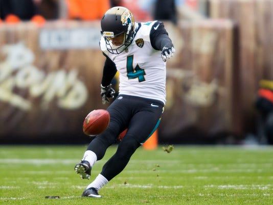 NFL: Jacksonville Jaguars at Cleveland Browns