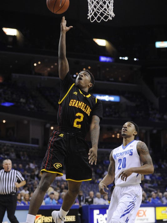 NCAA Basketball: Grambling State at Memphis