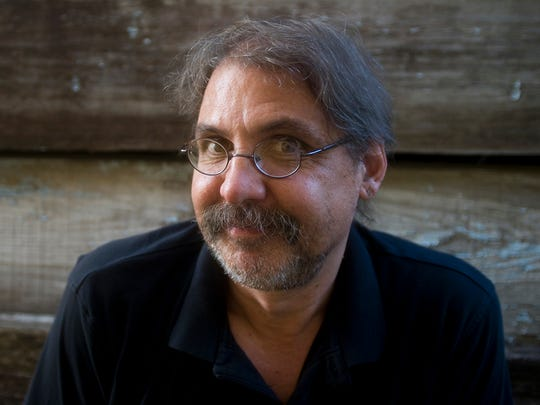 """David Rae Morris, writer, director and producer of three documenaty films, including """"Yazoo Revisited: Integratino and Segregation in a Deep Southern Town."""""""