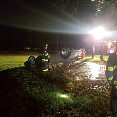 Four Henry County teens survived an accident on SR