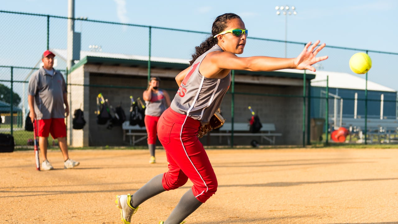The Vineland Pigtail 14U softball team is putting in work before heading to Florida for the Babe Ruth League World Series in August.