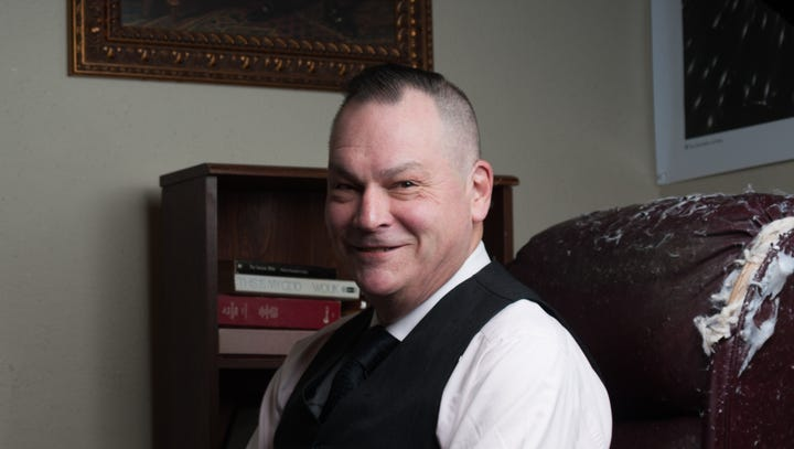 Joseph Dobrian, Writers' Group columnist for Iowa City