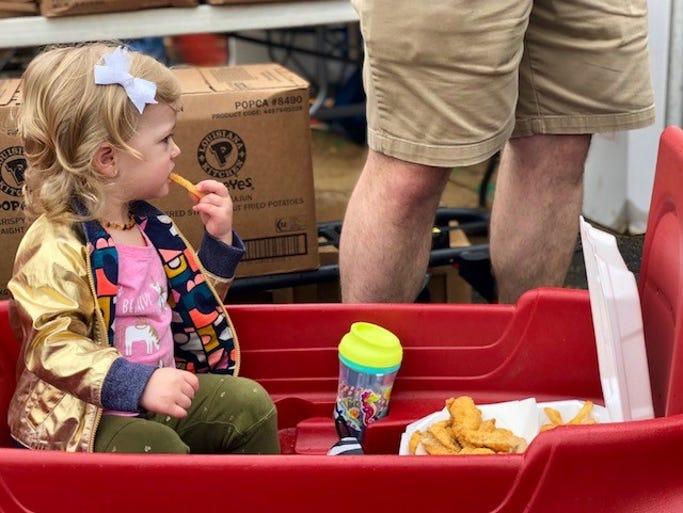 Thousands enjoyed the 2018 Catfish Festival in Winnsboro