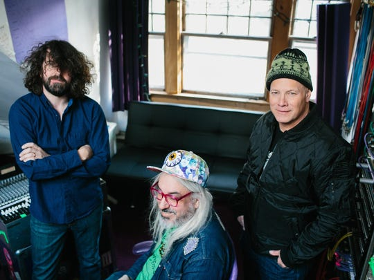 Dinosaur Jr performs Saturday at the State Theatre.