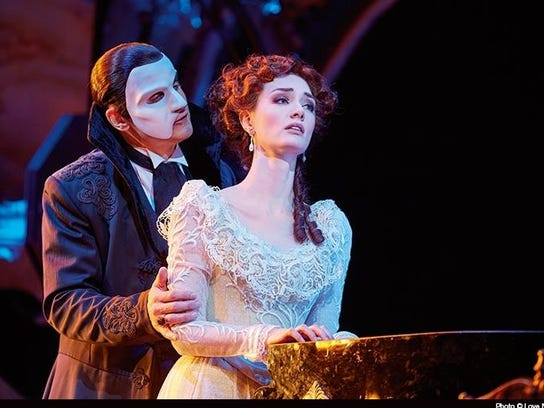 """Love Never Dies"" continues the story of the Phantom's"