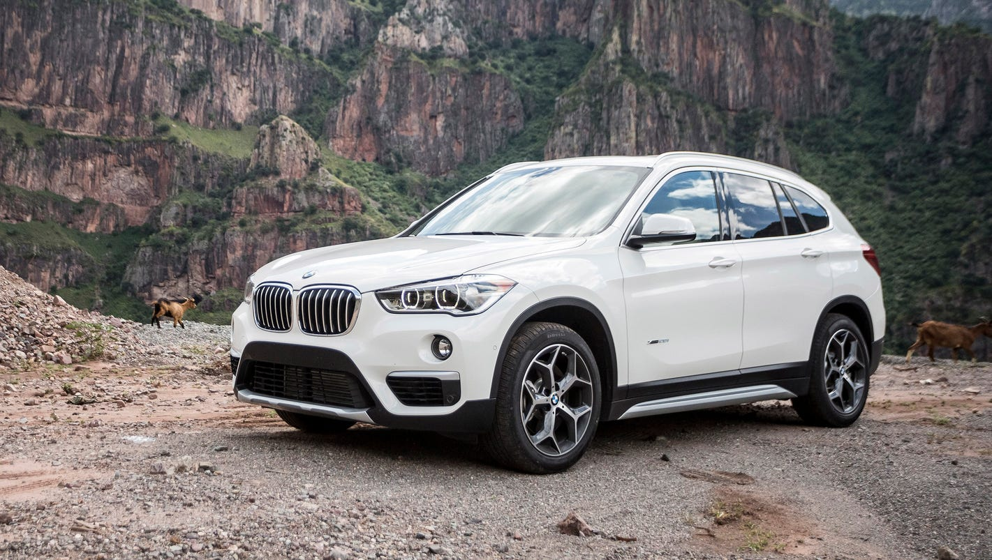 Review Bmw X1 Small Suv Struggles To Find Its Place
