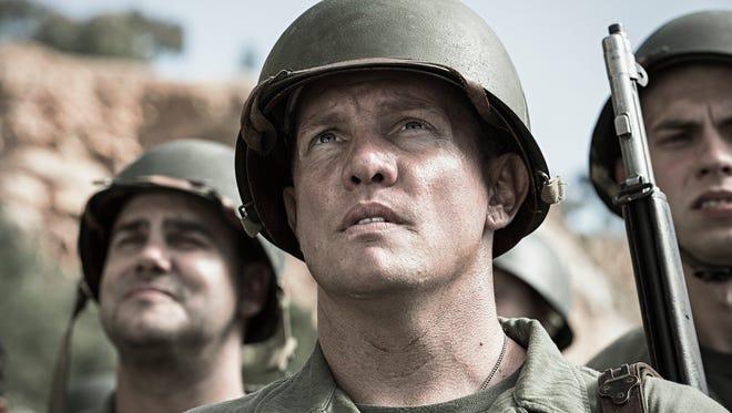 Veteran Damien Thomlinson Is True War Hero In Mel Gibson S Hacksaw Ridge