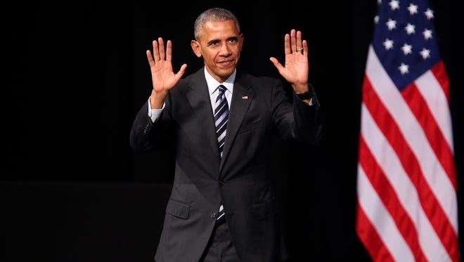 President Barack Obama: Liberals didn't worry much when he was bending Madison's handiwork to his liking.