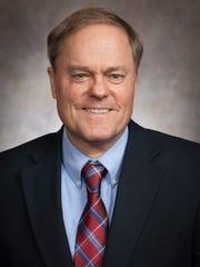 State Sen. Robert Cowles, R-Allouez.