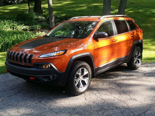 The last generation Jeep Cherokee featured a polarizing