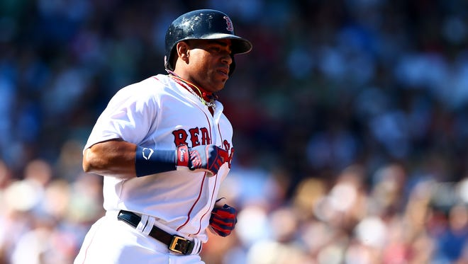 Yoenis Cespedes was traded to the Detroit Tigers by the Boston Red Sox, one of the flurry of deals that took place at the recently concluded winter meetings.