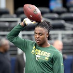 Packers WR Davante Adams ready to inherit leadership role from Jordy Nelson