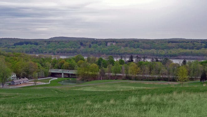 Scenic Hudson has purchased a conservation easement on this 80-acre horse farm in the Town of Esopus. The farm, off Route 9W in West Park, can be seen from the Vanderbilt Mansion National Historic Site in Hyde Park.
