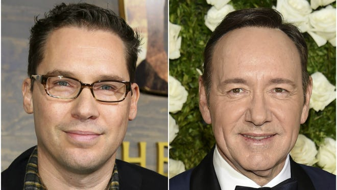 Bryan Singer and Kevin Spacey
