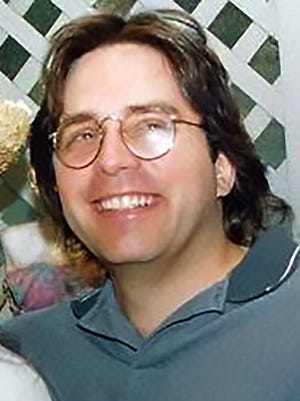 Keith Raniere, co-founder of a secretive self-help group founded in 1998 in the Albany, N.Y., area, is shown in the 1990s.