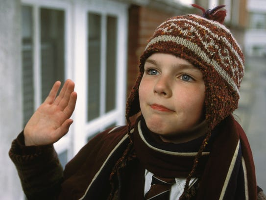 """Nicholas Hoult starred in the 2002 film """"About a Boy,"""""""