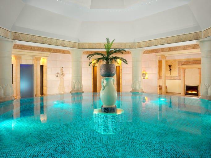 50 Beautiful Indoor Hotel Pools