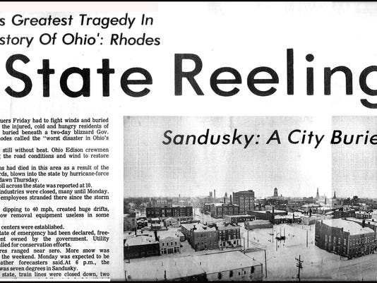 Windy 1978 Blizzard Was The Greatest Tragedy In The History Of Ohio