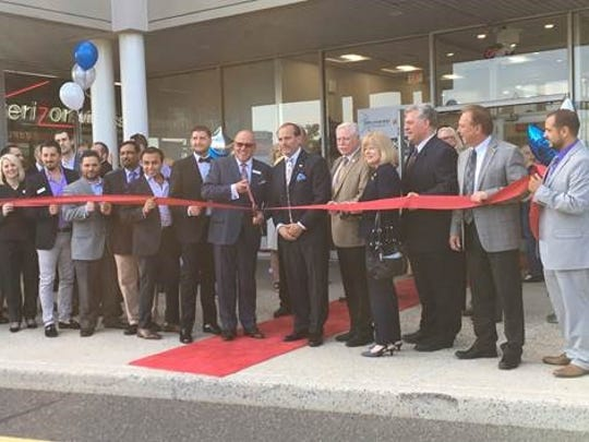 A ribbon-cutting was held May 17 at Immediate Care Walk-In at 561 Route 1 South, Unit E4, in the Wick Shopping Plaza in Edison.