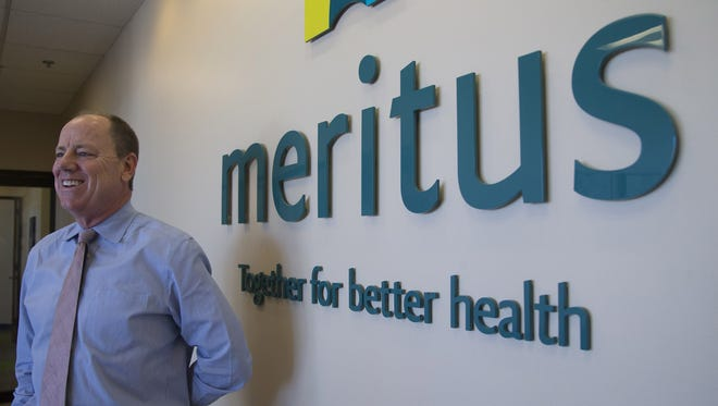 Meritus CEO Tom Zumtobel, seen here in a file photo, said the Arizona Department of Insurance's decision took the co-op by surprise.