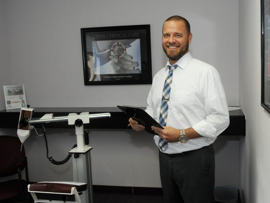Ryan Dalzell is a chiropractor atUpper Cervical Health