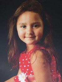 Laylah Petersen was killed in 2014.