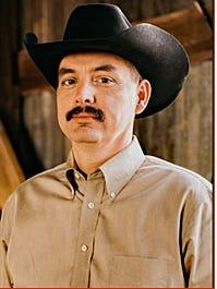 Comanche County Sheriff Chris Pounds