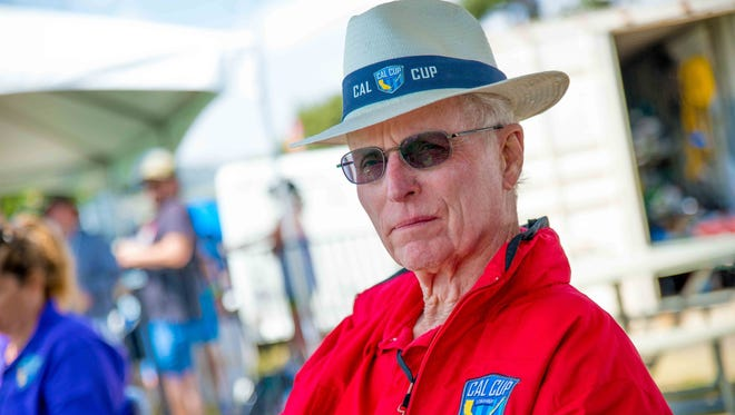 Cal Cup founder Tom Harris was introduced to field hockey while on vacation in Germany in 1971. A year later he organized the first Cal Cup tournament.