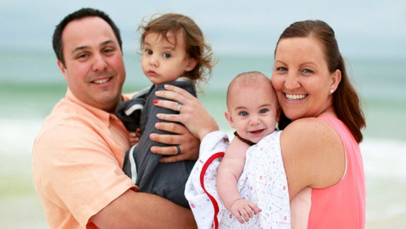 Antonio and Breena Bruni are the parents of 8-month-old Blackstone and 2-year-old Alexander. While Antonio does not have a Facebook page, Breena does and keeps family and friends informed about their sons. She is cautious about the photos and comments she posts about the children.
