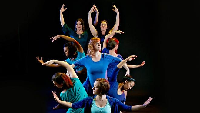 Blue Moves Dance