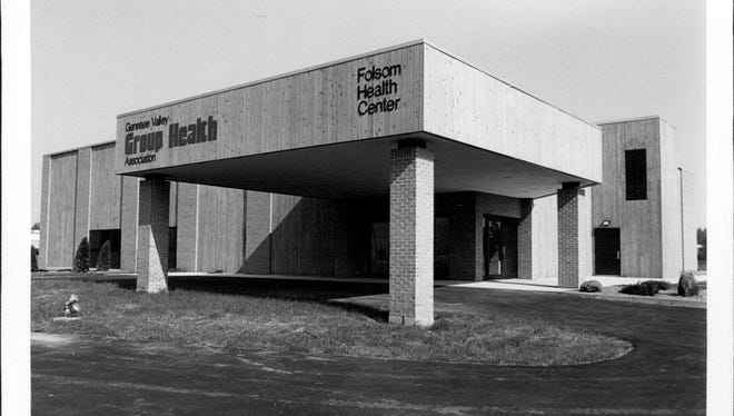 Folsom Health Center opened Sept. 27, 1981. The facility is one that will fall under the ownership of UR Medicine on Jan. 1, pending state approval.