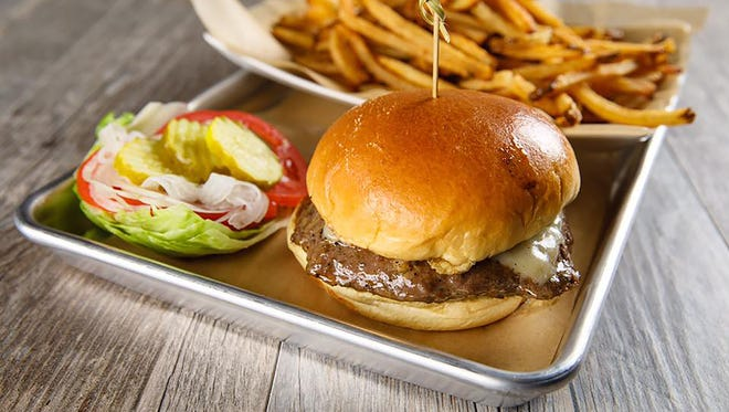Jimmy's P's Burgers & More opened Friday, Nov. 4, 2016, in Pipers Crossing retail center, where Airport-Pulling meets Immokalee Road in North Naples.