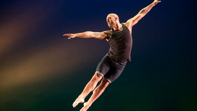 """Emilo Minto will star in the program """"Billy the Kid/The Ballet"""" from the upcoming Center Dance Ensemble production """"The Bad and the Beautiful."""""""